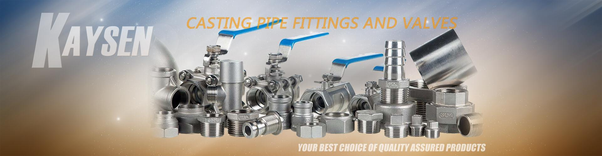 China Casting Pipe Fitting supplier
