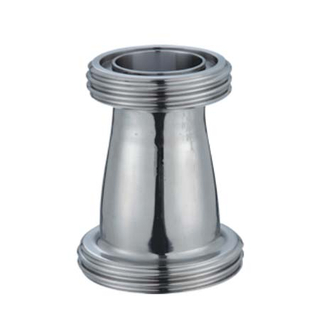 Sanitary Threaded Concentric Reducer Pipe Fittings