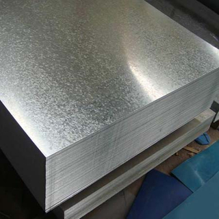 Hot-Dip Galvanized Steel Sheet / Plate