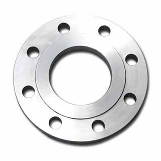 China Export EN 1092-1 GP240GH Flat Face Plate Forging Flanges, PN16, DN100