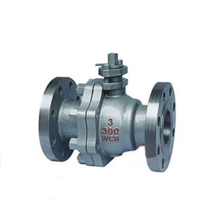 150LB/300LB Carbon Steel Floating Ball Valves Flanged Type
