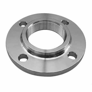 Threaded Flange BS4505 Code 113 ,S235JR PN10 Stainless Steel Forged Threaded Flange