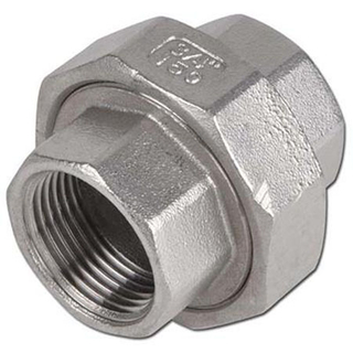Casting Pipe Fitting Thread Union