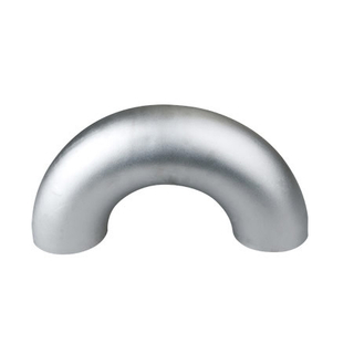 Stainless Steel Elbow 180 Degree LR