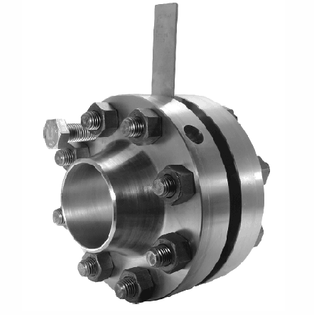Stainless Steel Orifice Flange With Spade