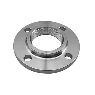 China supply ASTM A182 Gr F55 ASME/ANSI/ASA B16.5 Threaded Screwed Flange,Th Flange Class 150/300/600