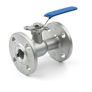 1 PC Flange Ball Valve
