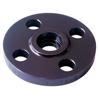 ANSI/JIS/EN1092-1/DIN/GOST/BS4504 A105 Socket Weld Flange 300LB Black Painting from China