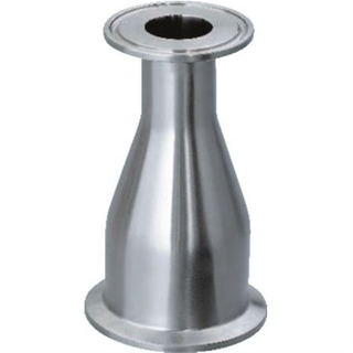 Sanitary Clamp Concentric Reducer Pipe Fittings